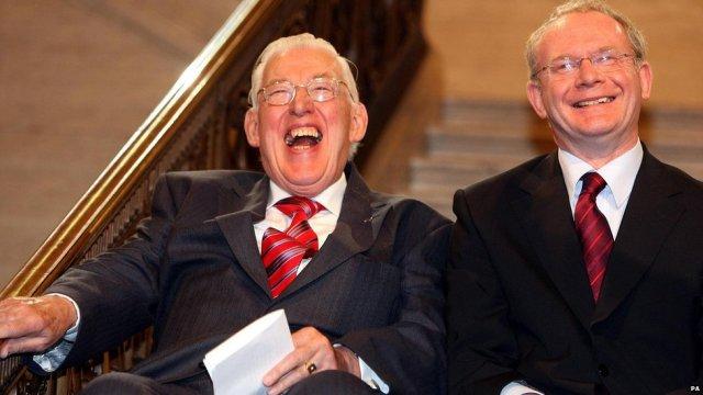 Paisley & McGuiness