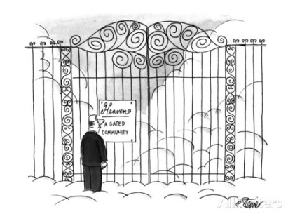 peter-steiner-man-standing-at-the-gates-of-heaven-where-a-sign-reads-heaven-a-gated-c-new-yorker-cartoon