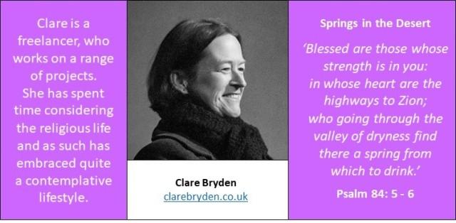 Clare Bryden